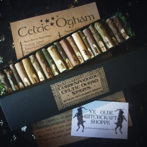Ogham and Runes