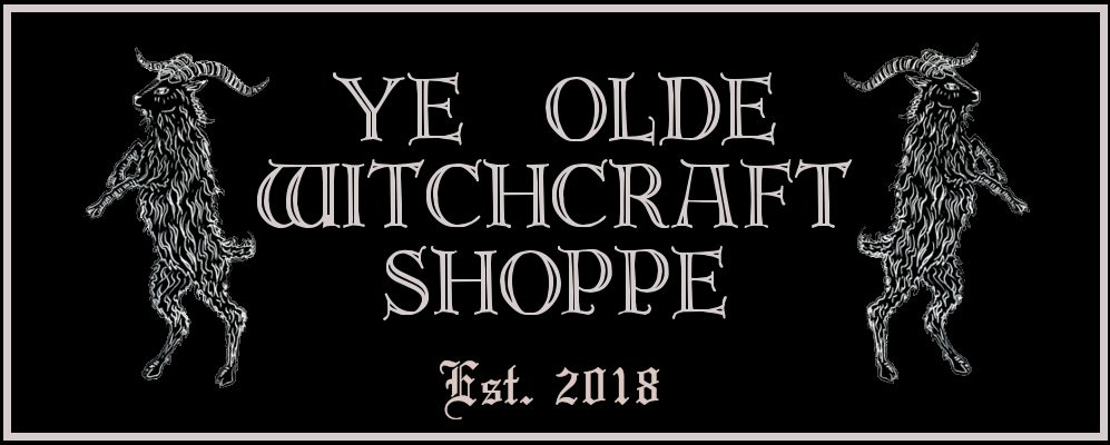 Ye Olde Witchcraft Shoppe